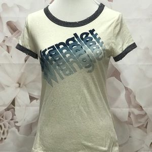 Wrangler White T-shirt - X Small